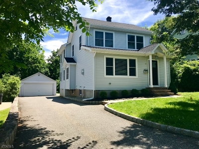 Madison Single Family Home For Sale: 6 Seaman St