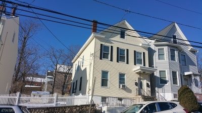 Prospect Park Boro Multi Family Home For Sale: 33 Brown Ave