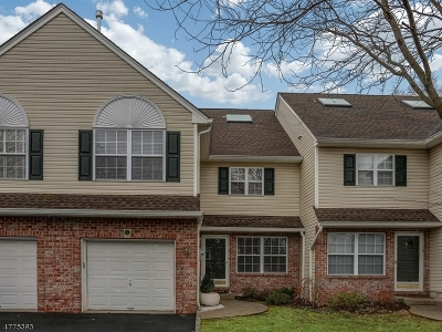 Long Hill Twp Condo/Townhouse For Sale: 9 Cooper Ln