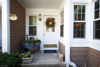 Bedminster Twp. Condo/Townhouse For Sale: 3 N Stone Edge Rd