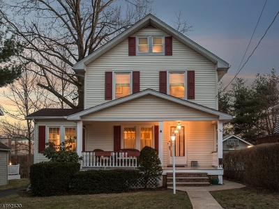 Bloomfield Twp. Single Family Home For Sale: 34 Yantecaw Ave