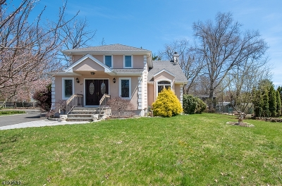 Warren Twp. Single Family Home For Sale: 34 Fairfield Ave