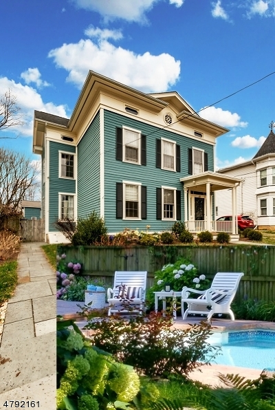 Clinton Town Single Family Home For Sale: 21 Halstead St