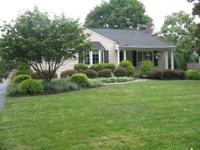 Holland Twp., Milford Boro Single Family Home For Sale: 244 Hillcrest Drive