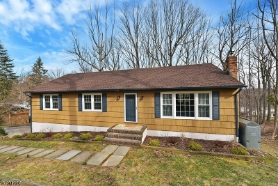 Morris Twp. Single Family Home For Sale: 155 Hillcrest Ave