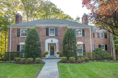 Single Family Home For Sale: 9 W Beechcroft Rd
