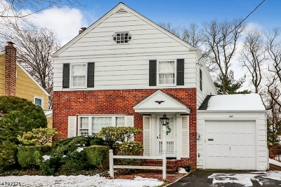 Union Twp. Single Family Home For Sale: 247 Longview Rd