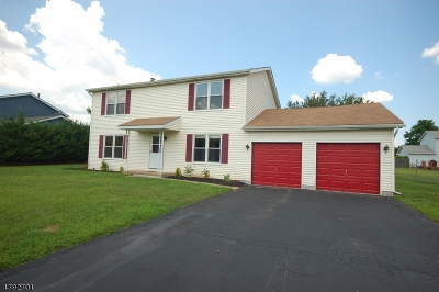 Piscataway Twp. NJ Single Family Home For Sale: $419,900