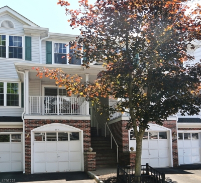 Denville Twp. Condo/Townhouse For Sale: 1003 Worthington Ct