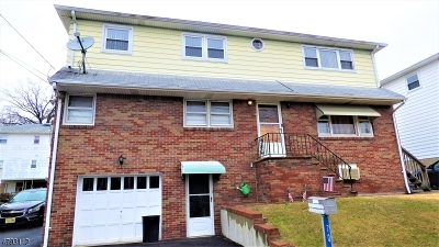 Woodland Park Multi Family Home For Sale: 70 Haverhill Ave