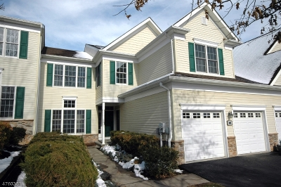 Tewksbury Twp. Condo/Townhouse For Sale: 903 Farley Rd
