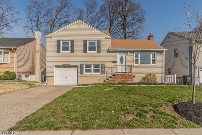 Union Twp. Single Family Home For Sale: 788 Lehigh Ave