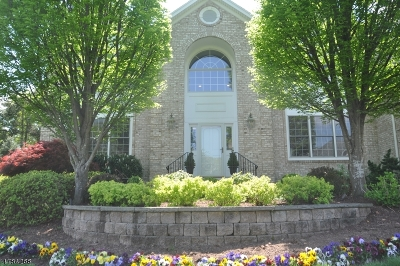 Westfield Town NJ Single Family Home For Sale: $1,450,000