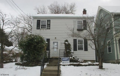 Bloomsbury Boro Single Family Home For Sale: 39 Brunswick Ave