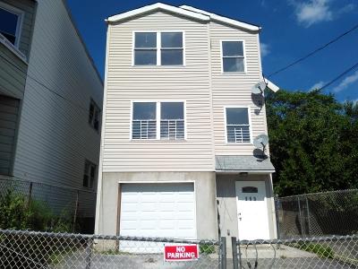 Paterson City Multi Family Home For Sale: 353 Hamilton Ave