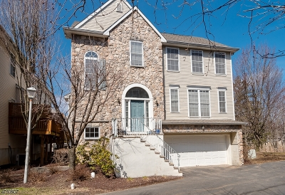 Randolph Twp. Condo/Townhouse For Sale: 10 Arrowgate Dr