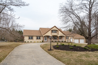 Mendham Boro Single Family Home For Sale: 14 Brookfield Way