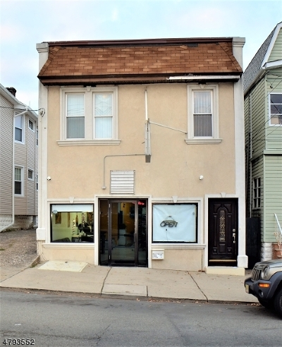 Kearny Town Commercial For Sale: 117 Bergen Ave