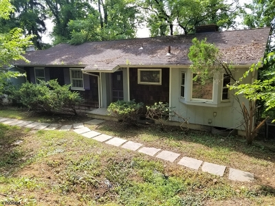 Single Family Home For Sale: 741 Long Hill Rd