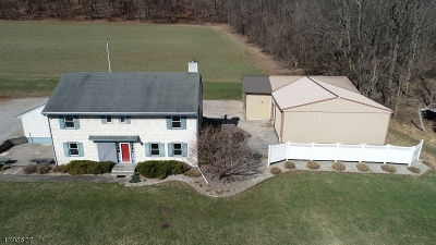 Franklin Twp. Single Family Home For Sale: 75 Sidney School Rd