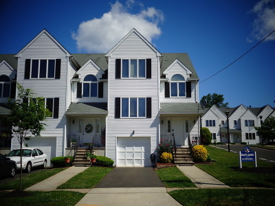 Bound Brook Boro Condo/Townhouse For Sale: 305 W High St