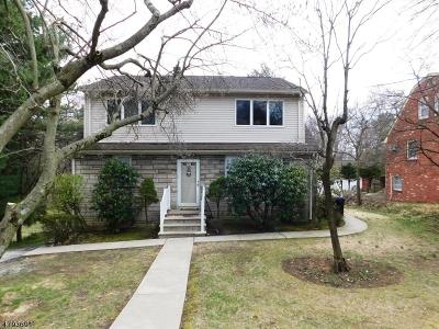 Hawthorne Boro NJ Single Family Home For Sale: $350,000