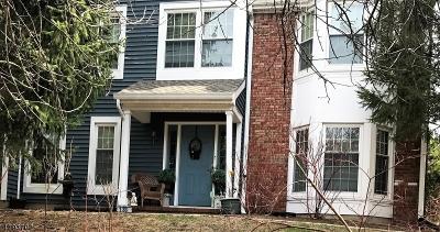Rockaway Twp. Condo/Townhouse For Sale: 133 Hawthorne Ct #133