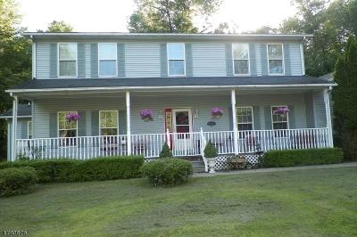 Kingwood Twp. Single Family Home For Sale: 215 Byram Kingwood Rd