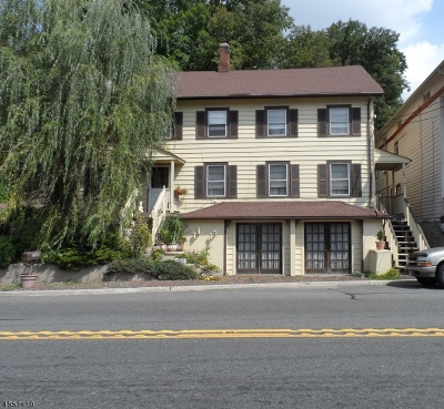Lafayette Twp. Multi Family Home For Sale: 106-108 State Highway 15