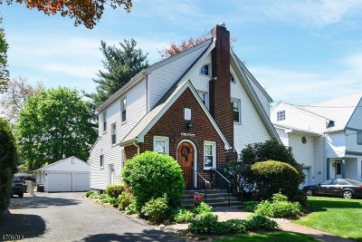 Union Twp. Single Family Home For Sale: 131 Indian Run Pkwy