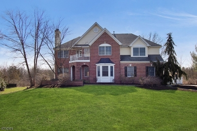 Montgomery Twp. Single Family Home Active Under Contract: 73 Shoal Creek Dr