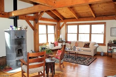 Bethlehem Twp. Single Family Home For Sale: 332 Hackett Rd