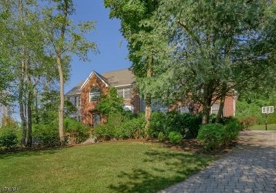 Bernards Twp. Single Family Home For Sale: 11 Charter Ct