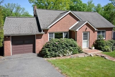 Rockaway Twp. Single Family Home For Sale: 115 White Meadow Rd