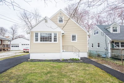 Parsippany Single Family Home For Sale: 28 Chesapeake Ave