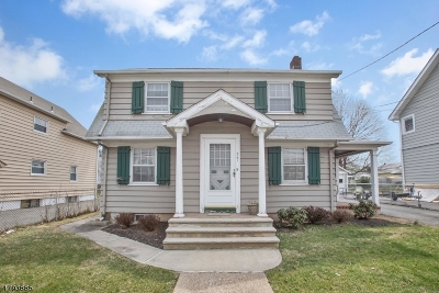 Clifton City Single Family Home For Sale: 361 Piaget Ave
