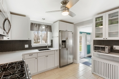 Bernardsville Boro Single Family Home For Sale: 64 Liberty Rd