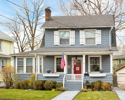Bloomfield Twp. Single Family Home For Sale: 9 Carteret St