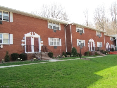 West Orange Twp. NJ Condo/Townhouse Sold: $129,000