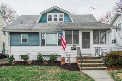 Hawthorne Boro NJ Multi Family Home For Sale: $524,900