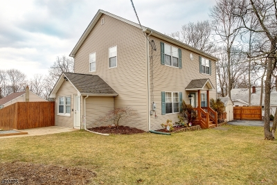 Mount Olive Twp. Single Family Home For Sale: 41 Outlook Ave