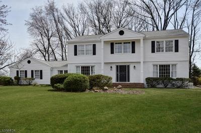 Florham Park Boro Single Family Home For Sale: 1 Allerton Ct