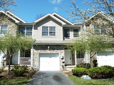 Parsippany Condo/Townhouse For Sale: 227 Raymound Blvd