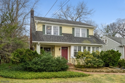 Madison Single Family Home For Sale: 25 Vinton Rd