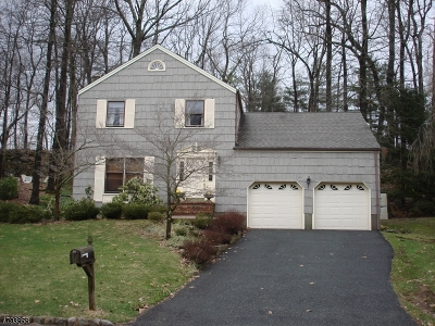 Sparta Twp. Single Family Home For Sale: 26 Whippoorwill Ln