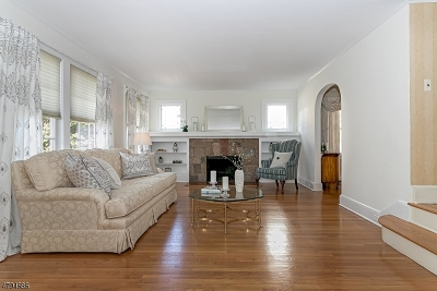 Westfield Town NJ Single Family Home For Sale: $695,000