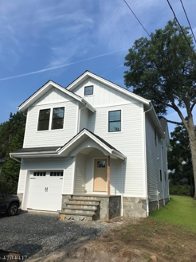 Chatham Boro Single Family Home For Sale: 50 Summit Ave