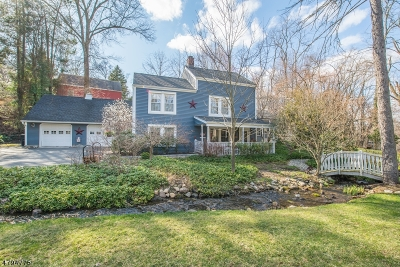 Oakland Boro Single Family Home For Sale: 70 Long Hill Rd