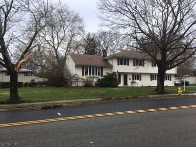 Wayne Twp. Single Family Home For Sale: 92 Weinmanns Blvd