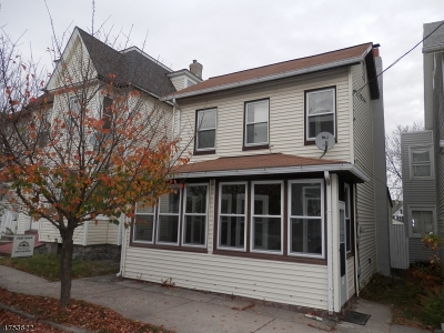 Warren County Single Family Home For Sale: 39 Railroad Ave